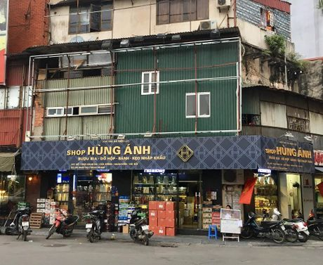 Canh quan Thu do: Tren-duoi khong dong bo - Anh 2