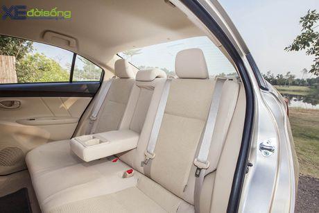Danh gia Toyota Vios 2016 moi: gai dung cho ngua! - Anh 19