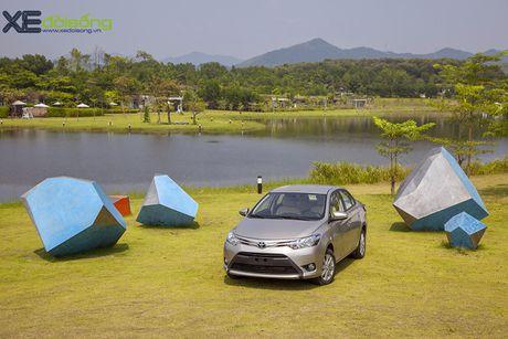 Danh gia Toyota Vios 2016 moi: gai dung cho ngua! - Anh 2