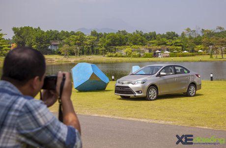Danh gia Toyota Vios 2016 moi: gai dung cho ngua! - Anh 3