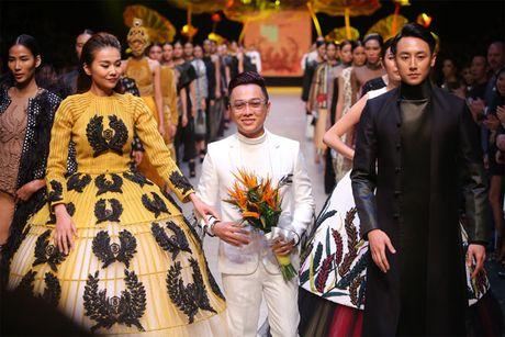 'Nam lun' Fung La gay 'nao loan' lang thoi trang - Anh 5