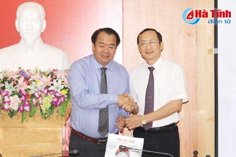 Ha Tinh giup Lao trien khai du an thuy loi tai Kham Muon dam bao tien do, chat luong - Anh 3