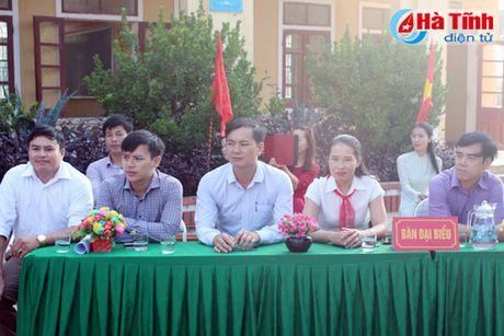 'Rung chuong vang' tim hieu 180 nam thanh lap huyen Ky Anh - Anh 2