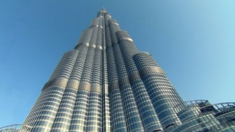 Khoi cong toa thap cao nhat the gioi o Dubai - Anh 1