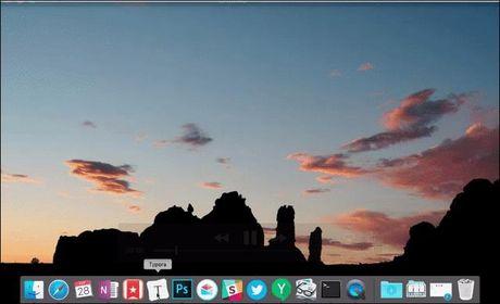 Kich hoat tinh nang an cho thanh dock tren MacOS - Anh 2