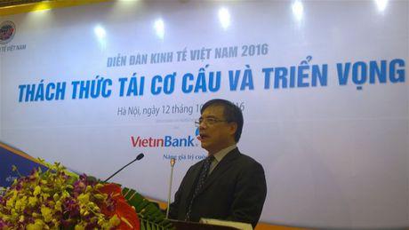 """Ong Tran Dinh Thien: """"Phai thuc hien doi moi lan hai""""! - Anh 1"""