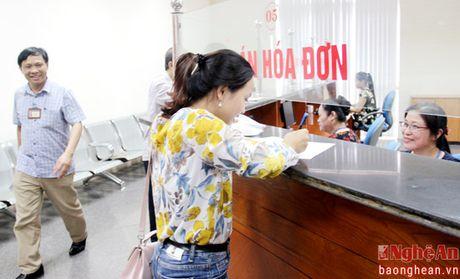 TP Vinh: Gan 5.000 luot doanh nghiep bi cuong che thue tu tai khoan ngan hang - Anh 1
