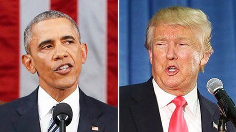 Obama keu goi dang Cong hoa tu bo Trump - Anh 1