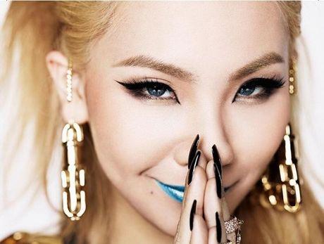 Cuoi cung thi single My tien cua CL (2NE1) cung lot vao Billboard Hot 100 - Anh 1