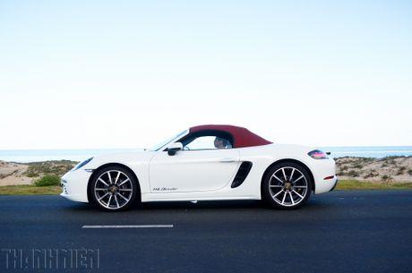 Porsche 718 Boxster - xe the thao kien tao cam xuc - Anh 6