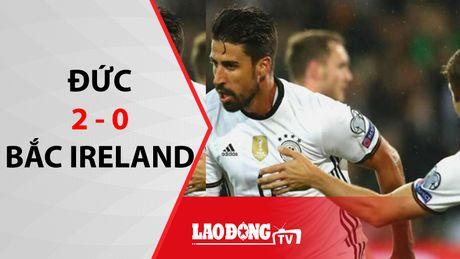 Duc thang de Bac Ireland 2 - 0 tren san nha - Anh 1