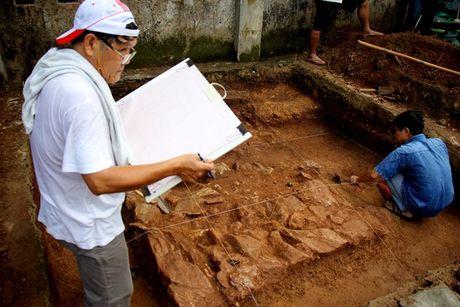 Tim thay tu lieu quan trong 'giai ma' dau tich lang mo vua Quang Trung o Hue - Anh 1