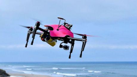 UAV phat no, vu khi moi cua IS tai Iraq - Anh 1