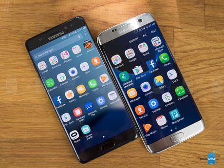 Galaxy Note 7 ngung ban, Galaxy S7 la hi vong cuoi cung cua Samsung - Anh 1