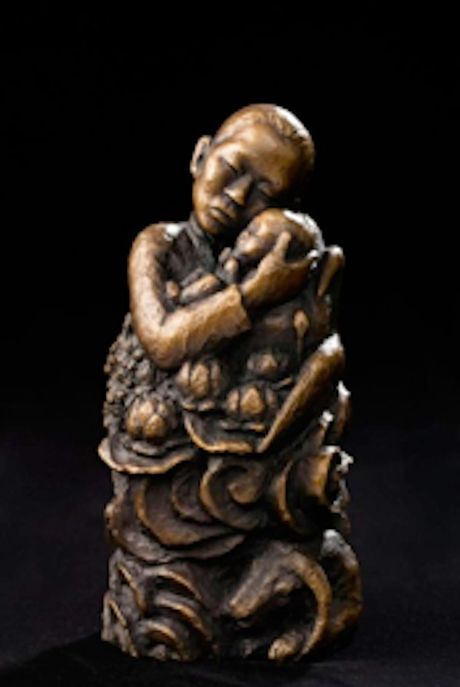 Quy hoa binh Han Viet tang tuong 'Xin loi Viet Nam' - Anh 2