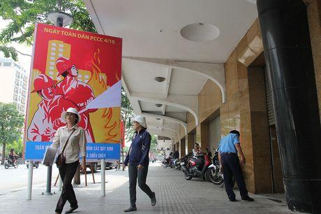 Dang dap Thuong xa Tax de xay cong trinh 40 tang - Anh 17