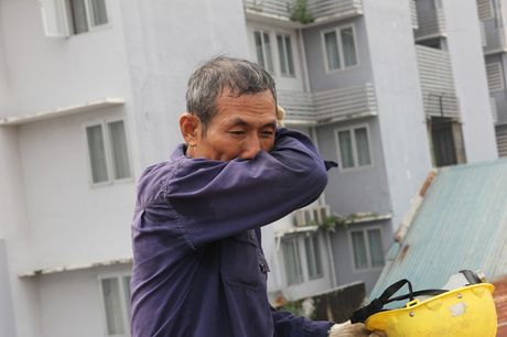 Dang dap Thuong xa Tax de xay cong trinh 40 tang - Anh 7
