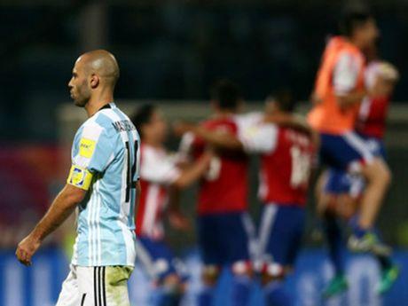 Argentina thua soc, Brazil tiem ngoi dau - Anh 1