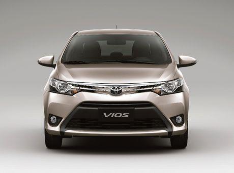 Vios, Altis giup Toyota tang truong ben vung - Anh 2