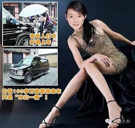 Xe sang tien nghi nhu khach san cua sao Trung Quoc - Anh 12