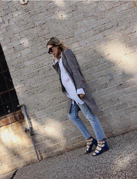 Angela Flink: Ba bau co style chat nhat Instagram - Anh 5