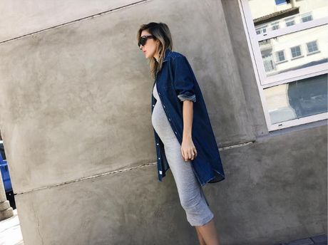 Angela Flink: Ba bau co style chat nhat Instagram - Anh 6