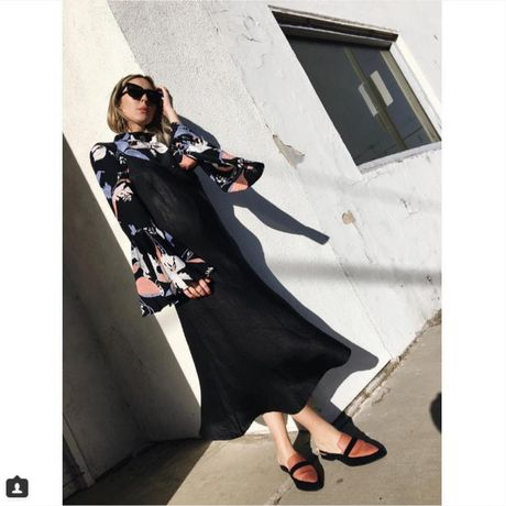 Angela Flink: Ba bau co style chat nhat Instagram - Anh 8