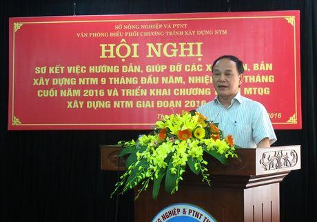 Xay dung NTM o Thanh Hoa: Dau an 34 'Manh Thuong Quan' - Anh 1