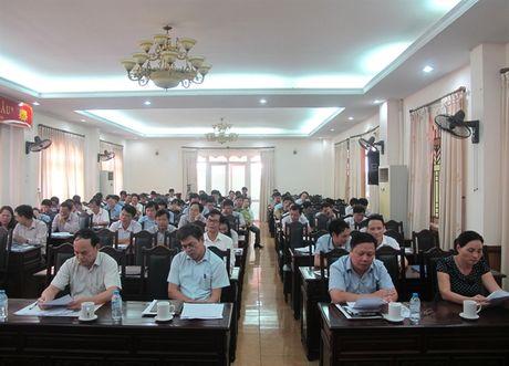 Xay dung NTM o Thanh Hoa: Dau an 34 'Manh Thuong Quan' - Anh 2