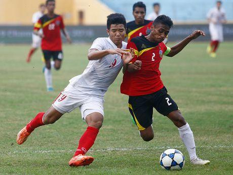 U19 Viet Nam quyet khong thua lua Cong Phuong - Anh 1