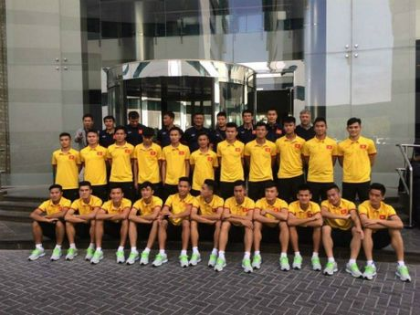 U19 Viet Nam quyet khong thua lua Cong Phuong - Anh 2