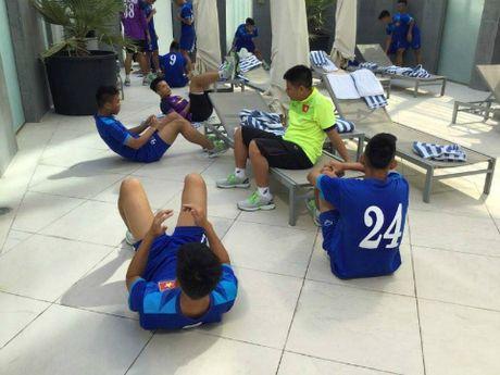 U19 Viet Nam quyet khong thua lua Cong Phuong - Anh 3