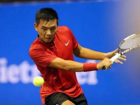 Hoang Nam dung buoc o Vietnam Open 2016 - Anh 1