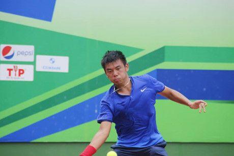 Hoang Nam thang tran ra quan giai Vietnam Open - Anh 1