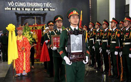 Tien biet nhac si Nguyen Duc Toan – 'mot trai tim hong' cua Ha Noi - Anh 1