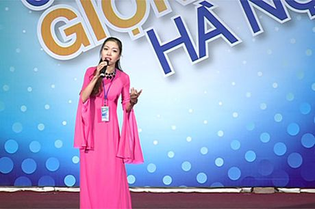 Lo dien 10 guong mat vao chung ket Giong hat hay Ha Noi - Anh 1