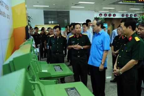 Mo rong dung he thong VQ1-M trong phong khong Viet Nam - Anh 1