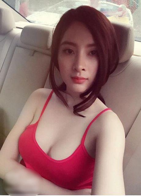 Dien mot khong noi y, Angela Phuong Trinh tha ho khoe 'sieu vong 1' - Anh 11