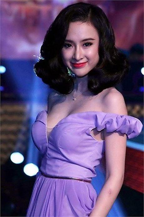 Dien mot khong noi y, Angela Phuong Trinh tha ho khoe 'sieu vong 1' - Anh 5
