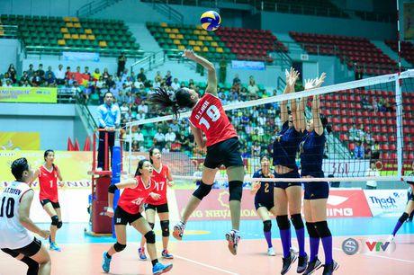 Ket qua, lich thi dau bong chuyen VTV Cup 2016 ngay 13.10 - Anh 1