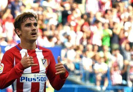 Franck Ribery: Griezmann chua o dang cap the gioi - Anh 1