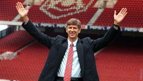 So luoc 20 nam cua Wenger tai Arsenal qua con so - Anh 1