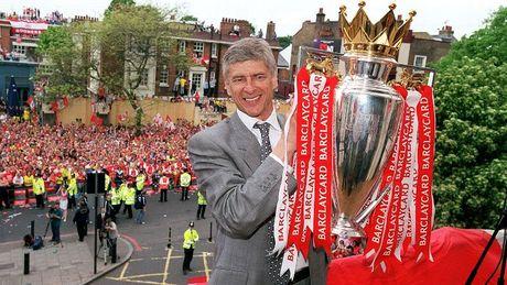 So luoc 20 nam cua Wenger tai Arsenal qua con so - Anh 2