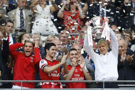 So luoc 20 nam cua Wenger tai Arsenal qua con so - Anh 3