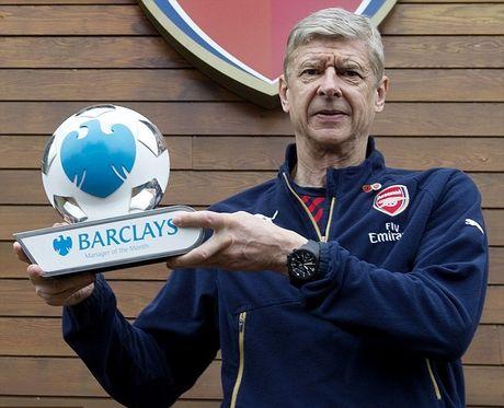 So luoc 20 nam cua Wenger tai Arsenal qua con so - Anh 8