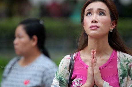 Hang nghin dan do ve Bangkok cau nguyen cho vua Thai Lan - Anh 6