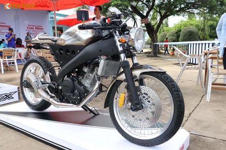Can canh 'xe no' Yamaha TFX 150 sieu doc tai VN - Anh 1