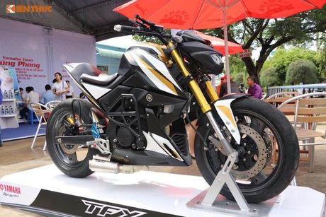 Can canh 'xe no' Yamaha TFX 150 sieu doc tai VN - Anh 2