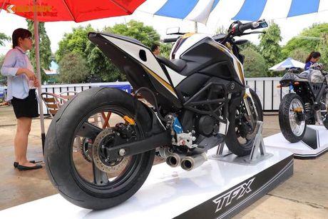 Can canh 'xe no' Yamaha TFX 150 sieu doc tai VN - Anh 3