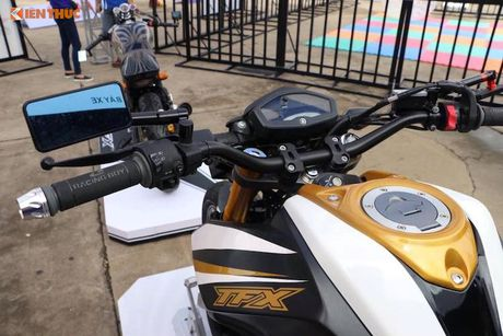 Can canh 'xe no' Yamaha TFX 150 sieu doc tai VN - Anh 4